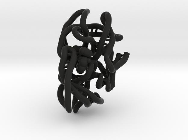 HIV Protease - Ribbon 3d printed