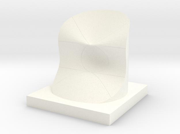 [28] D4 Singularity 3d printed