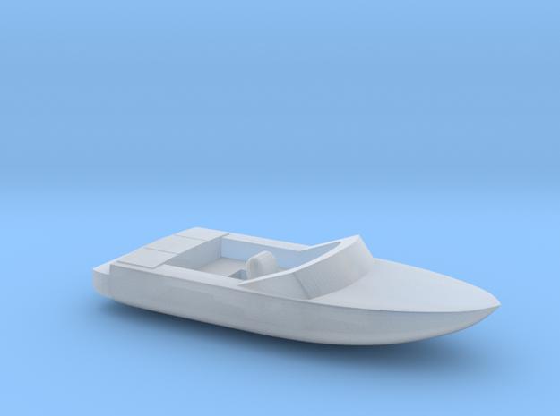 Pleasure Boat - Z scale in Smooth Fine Detail Plastic