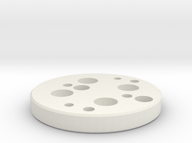 MO-1800-437-105__M1iA_AdapterPlate in White Natural Versatile Plastic