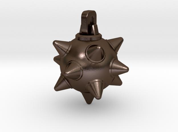 Morning-Star Pendant Head(s) 3d printed