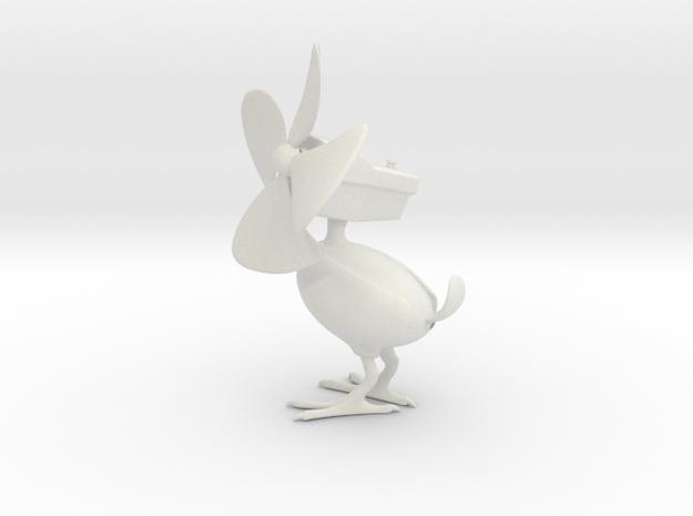 Deskfan Bird 3d printed