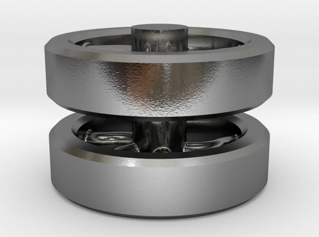 flywheel-assy 3d printed
