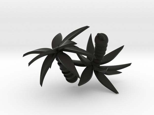 Palmtrees 3d printed