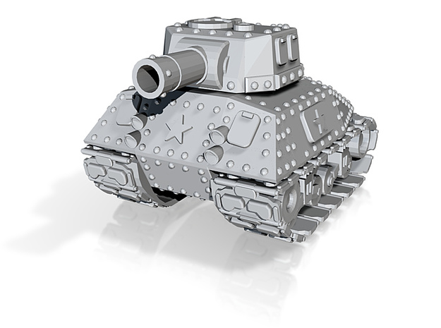 LittleSherman v2 3d printed
