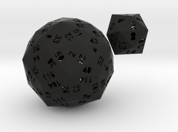 Catalan dice bundle 4 3d printed