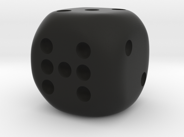 Lucky 7 Dice 3d printed