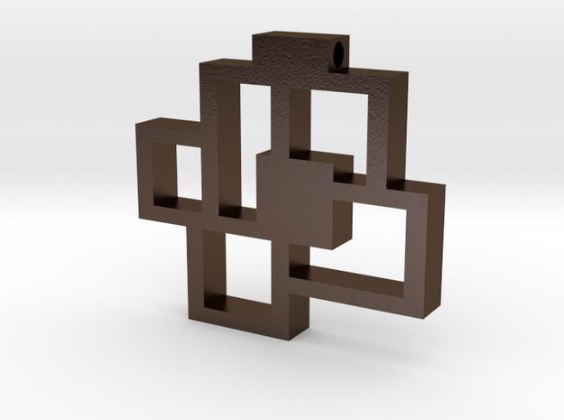 mondrian 3d printed