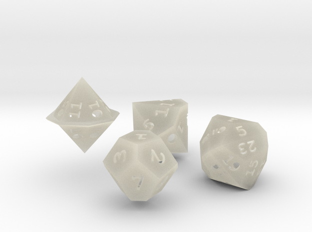 Isodice bundle 2 3d printed