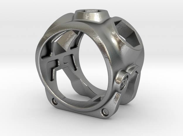 1086 ToolRing - size 11 (20,60 mm) 3d printed