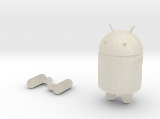 Android 3d printed