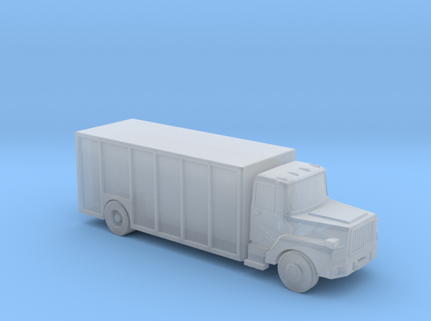 Mack Beverage Truck - Z scale in Smooth Fine Detail Plastic