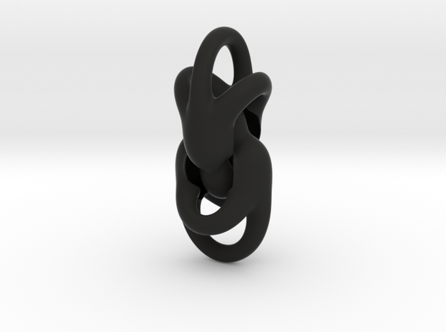 Quad Love Sculpture 3d printed