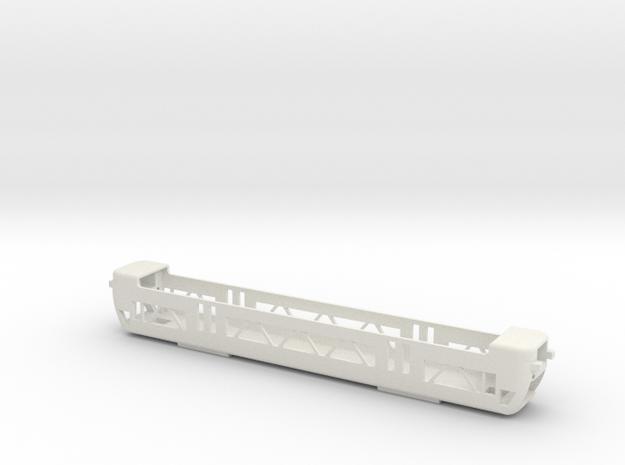 Regio Shuttle V3 mit Fensterrahmen in White Natural Versatile Plastic