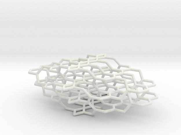 BTO Net in White Strong & Flexible