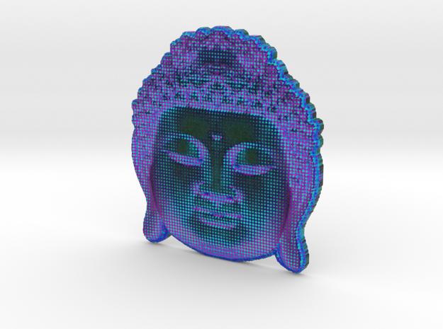 BuddhaViolet 3d printed