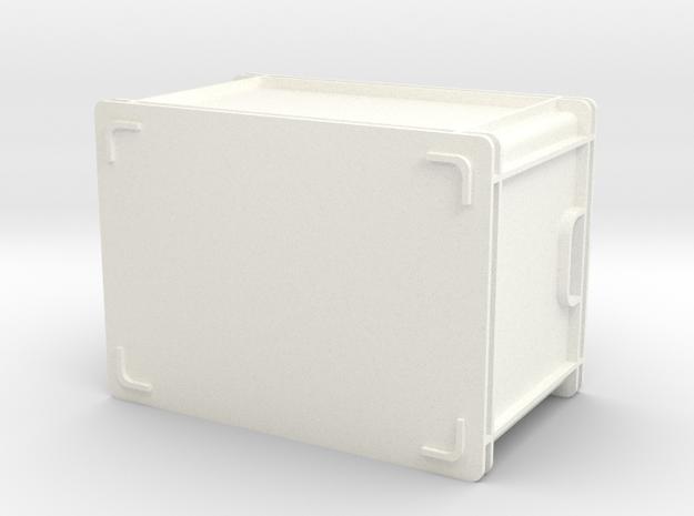 1/8 scale plastic box