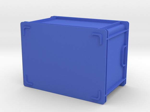 1/8 scale plastic box 3d printed