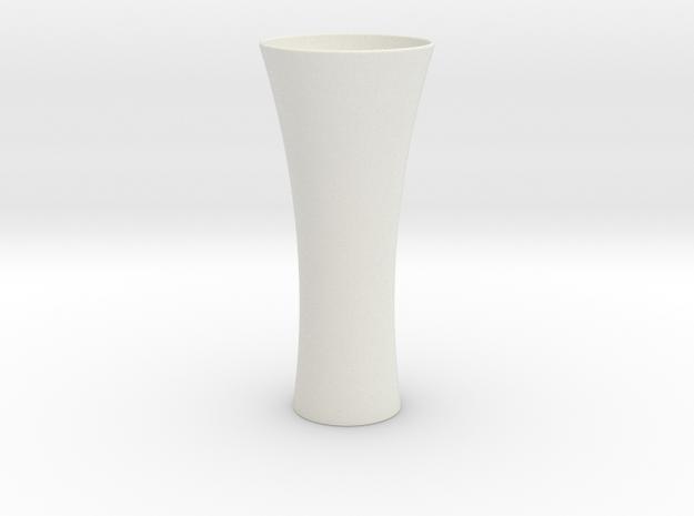 Vase II in White Strong & Flexible