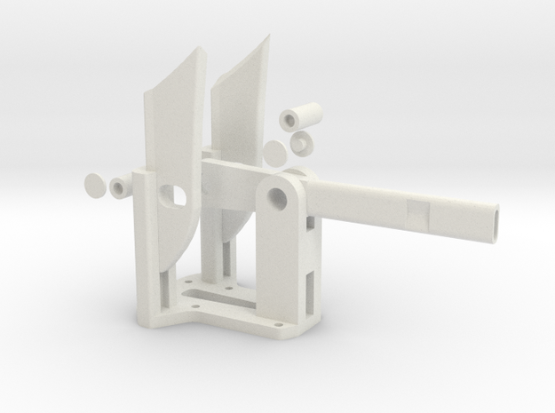 lifter in White Natural Versatile Plastic