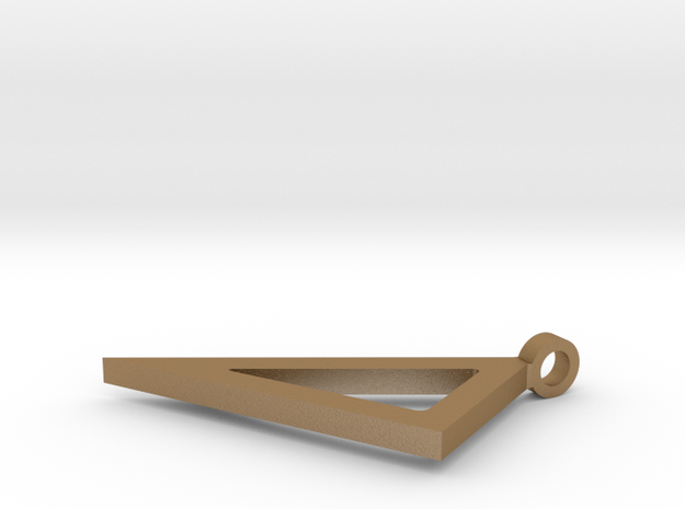 Scalene set square 3d printed