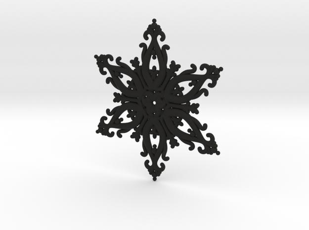 Floralflake 3d printed