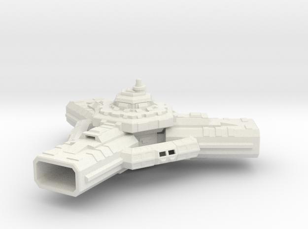 EU Star Station I34-C in White Natural Versatile Plastic