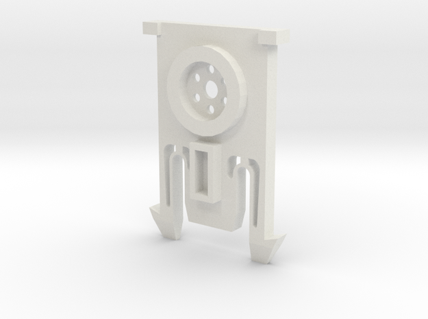 ELS fork for Ghost 360 Magazine Pouch 3d printed