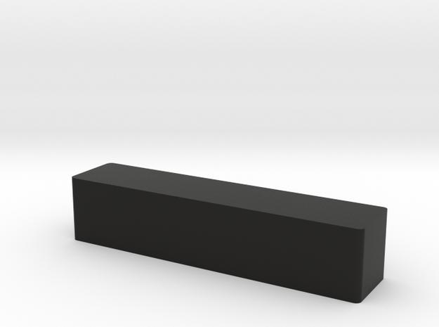 Solid magnet Halbach holder 3d printed