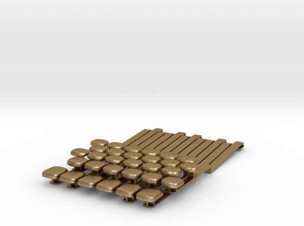 Upright piano whole tone keyboard adaptor 3d printed