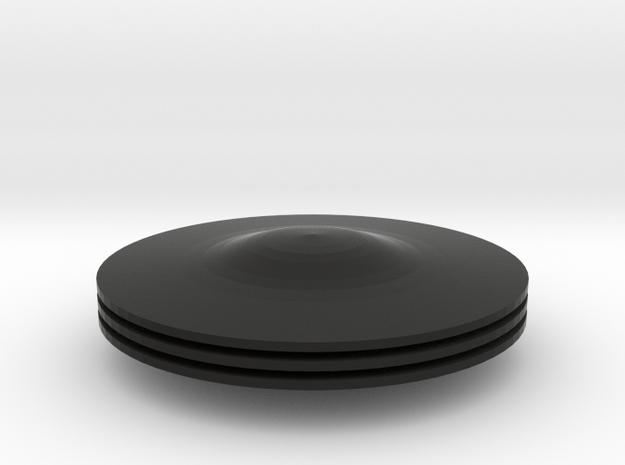 R-Rocket UFO 007 in Black Strong & Flexible