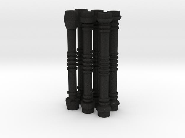 Double Hilt Lightsabers 2pk 3d printed