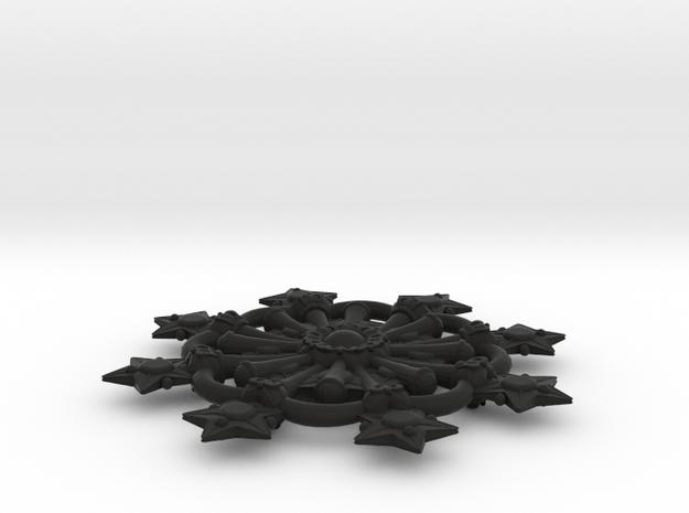 Wandflake 3d printed