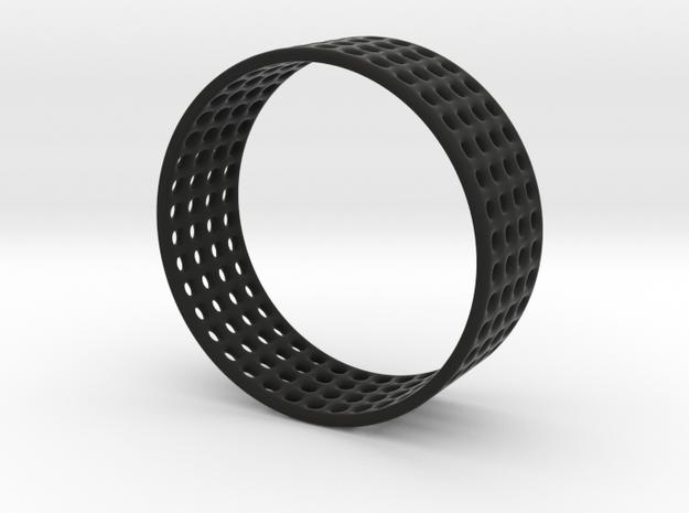 Porous ring 3d printed