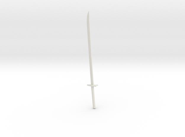 Katana13 in White Natural Versatile Plastic