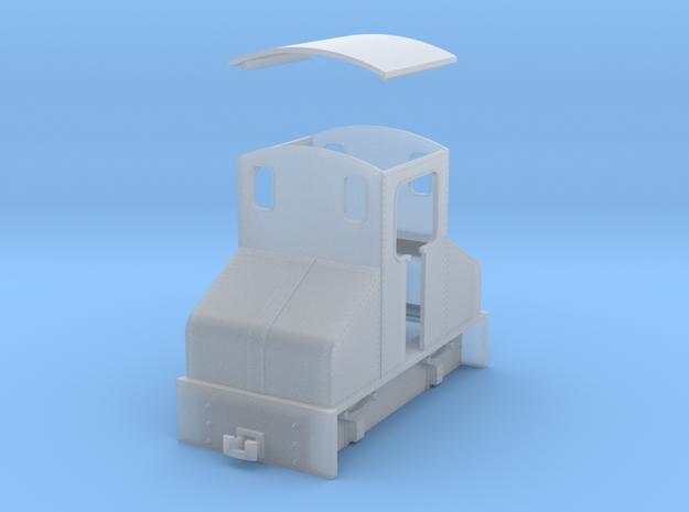 55n9 electric loco 10 3d printed