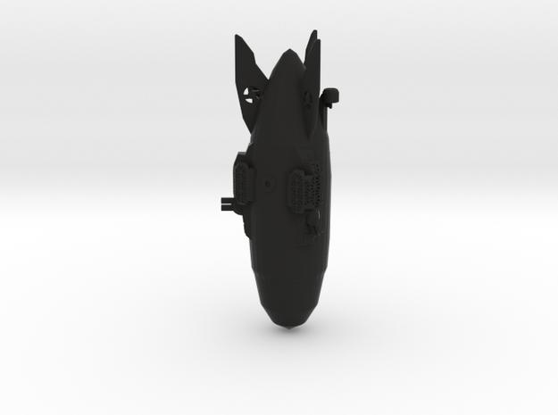 Destroyer Derigible 3d printed