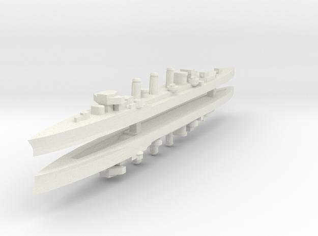 Mendez Nunez 1:2400 x2 in White Natural Versatile Plastic