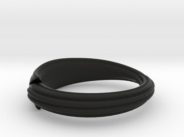 Squid ring 3d printed