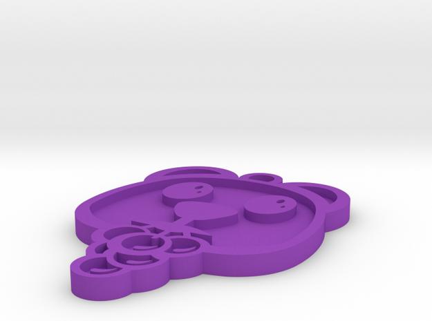 "B3AR FRUIT ""Baxter"" Necklace 3d printed"