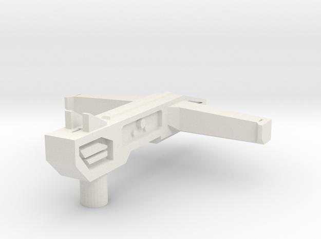Sunlink - Cross-bow in White Natural Versatile Plastic