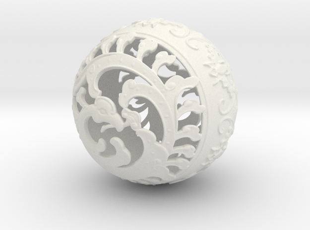 Lucky Ball 3d printed