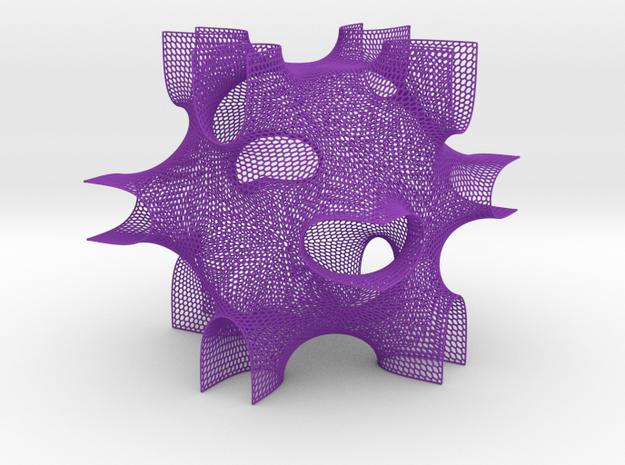 Neovius surface, big 3d printed