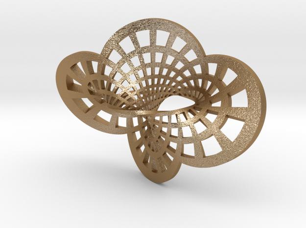 Round Möbius Strip (Small) 3d printed