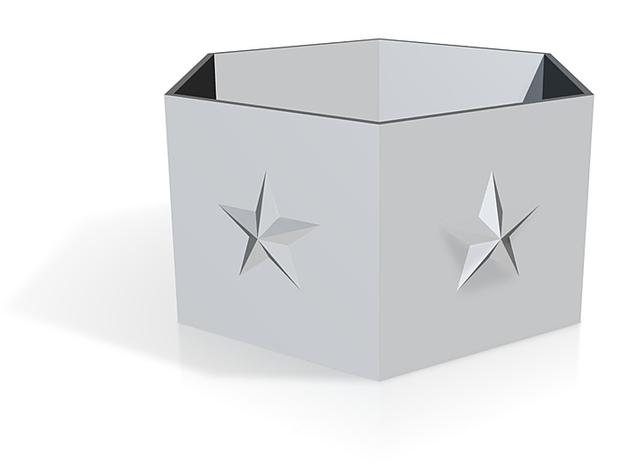 Starlamp Base 3d printed
