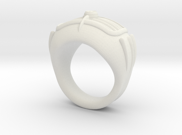 '50s car Ring 3d printed