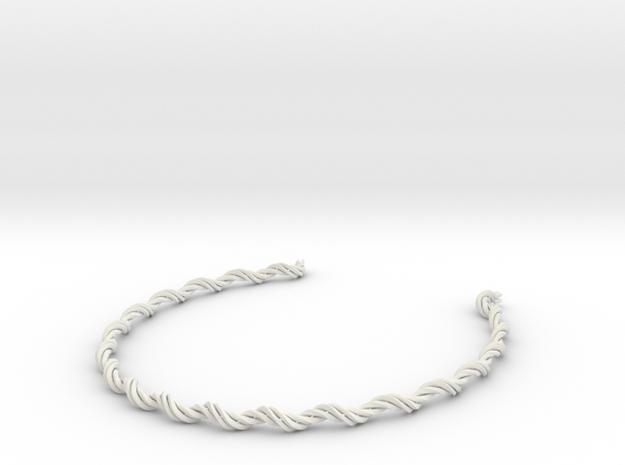 head arch in White Natural Versatile Plastic