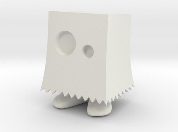 Unknown bits(Small) in White Natural Versatile Plastic