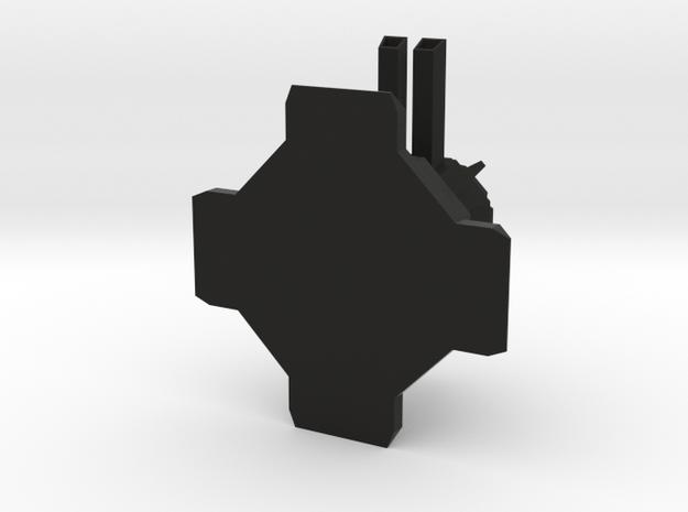 Warhammer 40K Custom Tau Empire Plasma Caster Turr