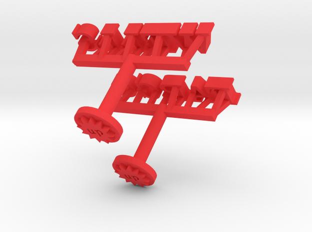 Wellsfargo 3d printed